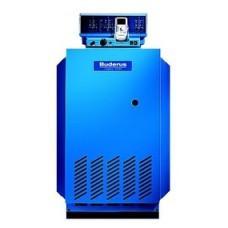 Logano G125 WS (25-40 кВт) чугунный низкотемпературный котел, работающий на газе/дизельном топливе, Buderus
