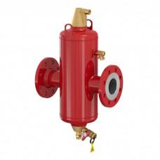 Flamcovent Clean Smart DN50-DN300 — стальной сепаратор воздуха и шлама