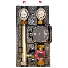 Насосная группа Huch MK до 55 кВт со смесителем серия ECO