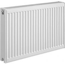 Стальной панельный радиатор боковое присоединение тип 22