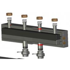Распределительные гребенки до 130 кВт Meibes