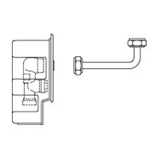 Multimodul набор для подключения отопительного прибора