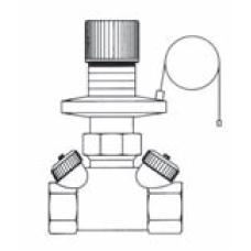 Нуcocon DTZ регулятор перепада давления 250 до 600 мбар