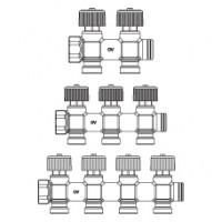 Multidis R гребенка для систем водоснабжения