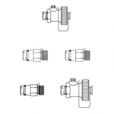 Hydrocontrol наборы комплектующих для переоснащения вентиля