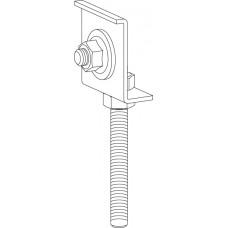 Крепежный элемент для сифона или канализационного отвода