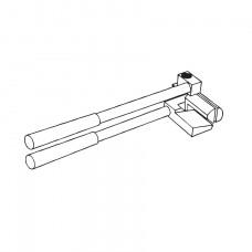 Инструмент для гибки монтажной шины