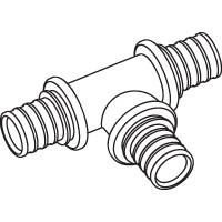 Тройник для соединения труб RAUTHERM S