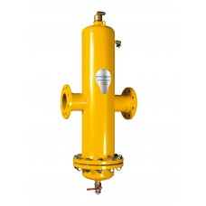 Spirocombi Hi-Flow DN50-DN300 с разъемным корпусом