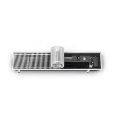 Qtherm Electro c вентилятором высота 75 мм, ширина 230 мм