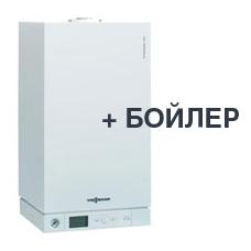 Пакет с Vitopend 100-W одноконтурный с бойлером